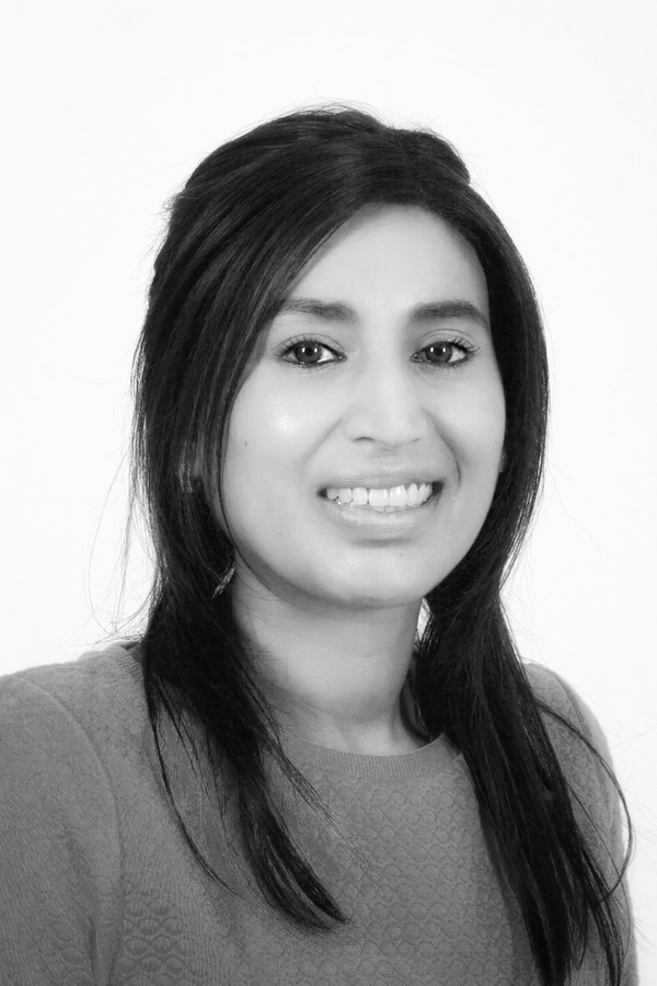 Sharita Das - Casemanager